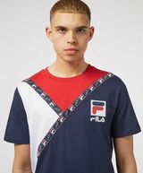 Fila Samuel Tape Short Sleeve T-Shirt