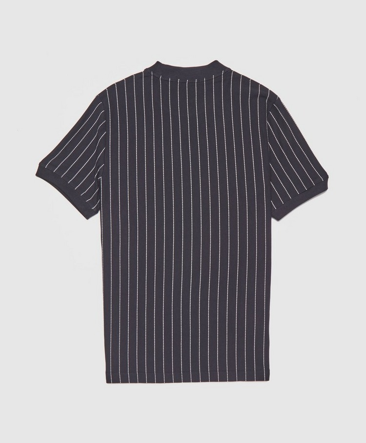 Fred Perry Vertical Stripe Short Sleeve T-Shirt
