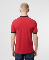 Fred Perry Cycling Panel Short Sleeve Polo Shirt