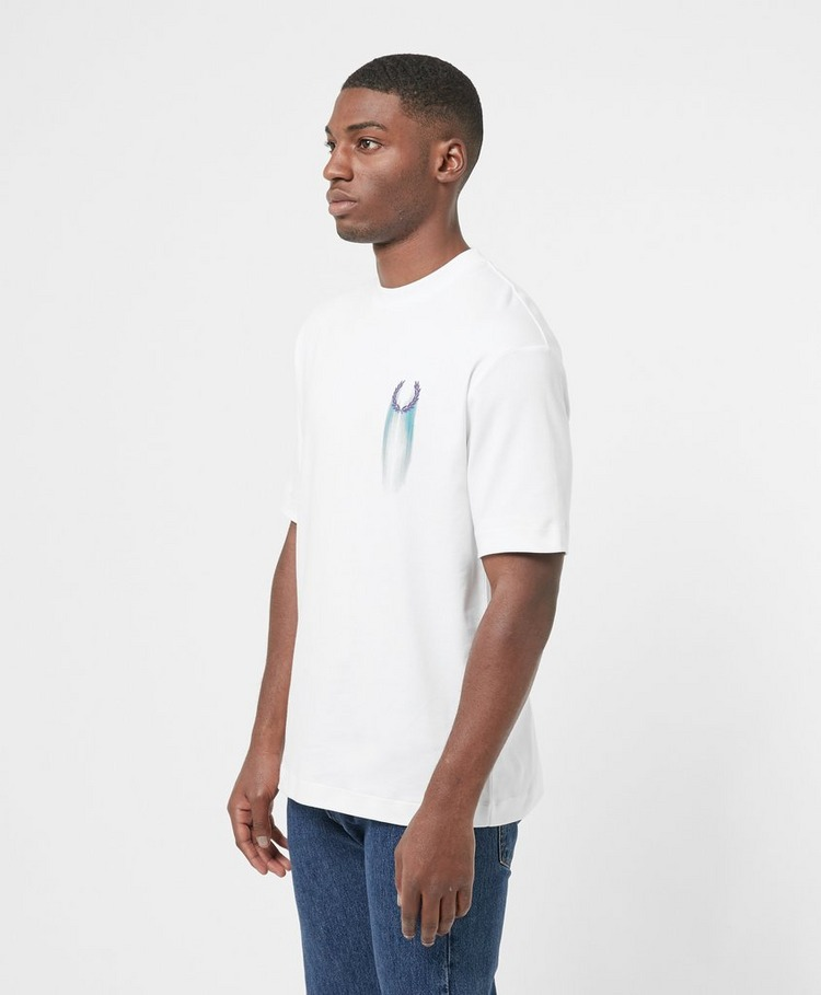 Fred Perry Abstract Short Sleeve T-Shirt