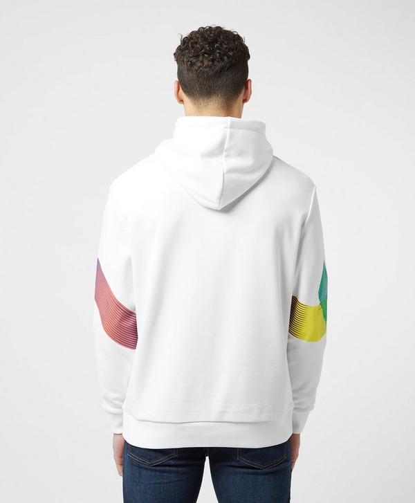 Fred Perry Abstract Overhead Hoodie