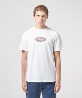 Tommy Jeans Oval Multi Logo Short Sleeve T-Shirt