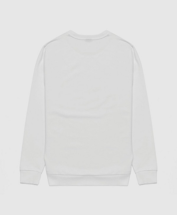 BOSS Heritage Debossed Crew Sweatshirt