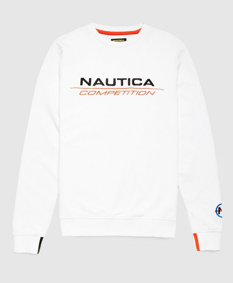 Nautica Competition Collier Sweatshirt