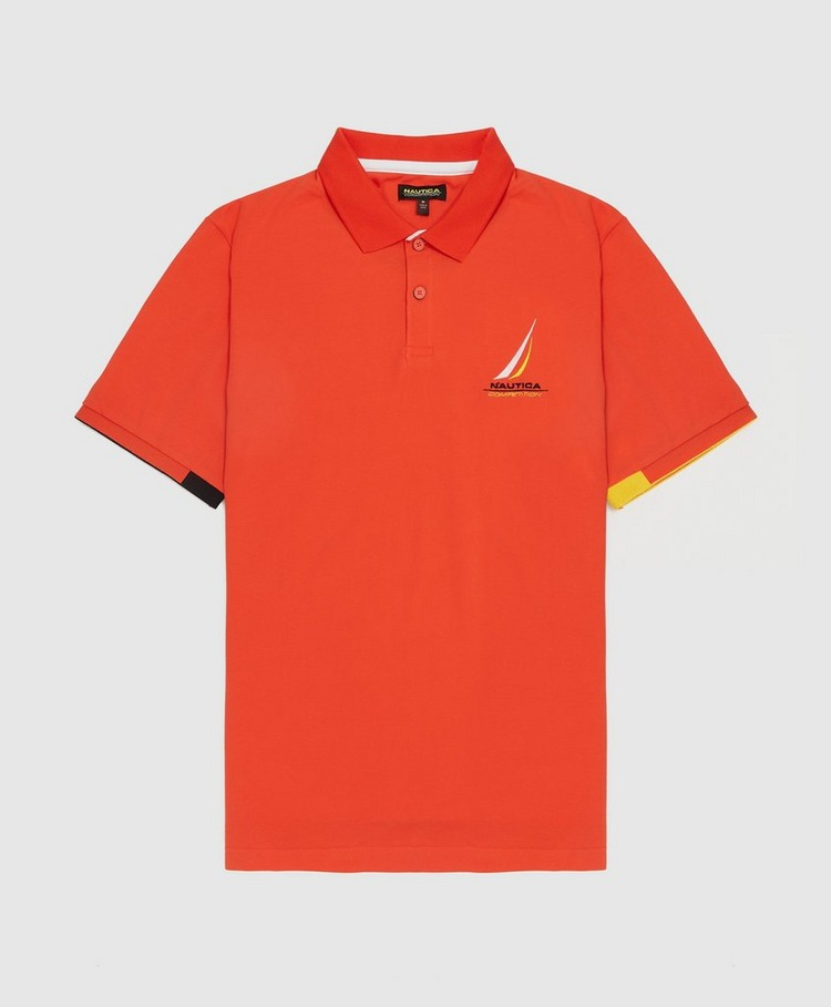 Nautica Competition Batten Core Short Sleeve Polo Shirt