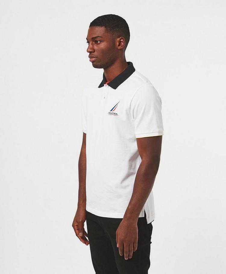 Nautica Competition Batten Core Short Sleeve Polo Shirt