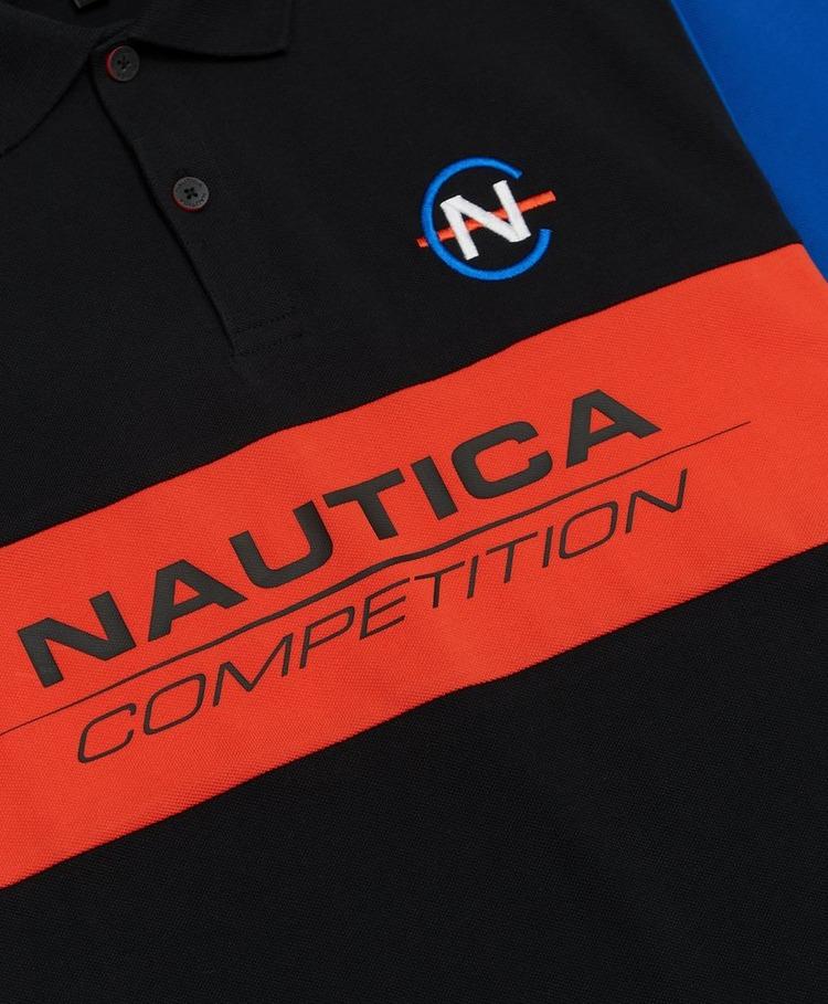 Nautica Competition Laker Pique Short Sleeve Polo Shirt