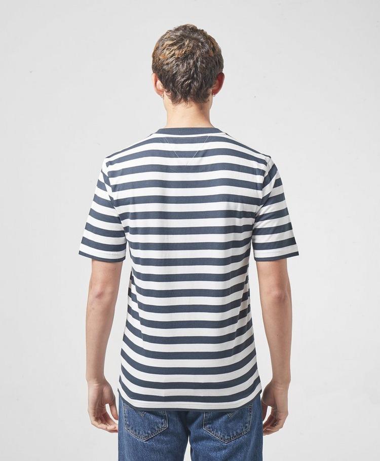 Tommy Hilfiger Signature Stripe Short Sleeve T-Shirt