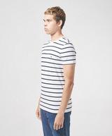 Tommy Hilfiger Fine Stripe Short Sleeve T-Shirt