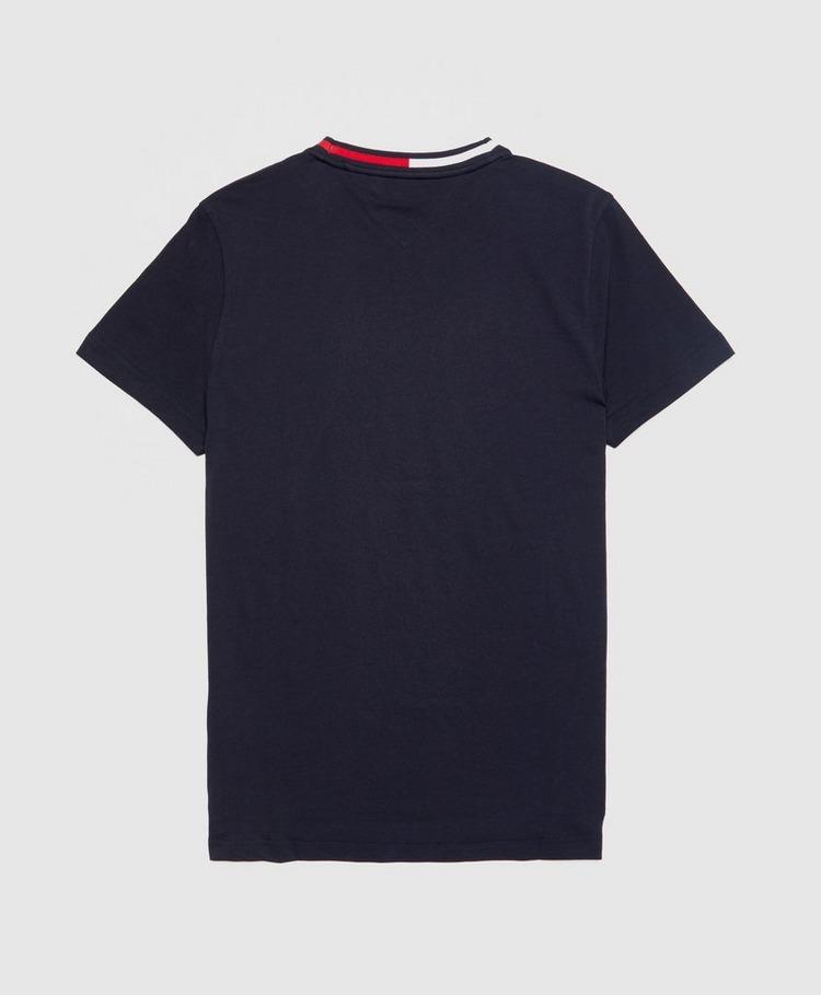 Tommy Hilfiger Flag Collar Short Sleeve T-Shirt
