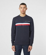 Tommy Hilfiger Tape Chest Sweatshirt