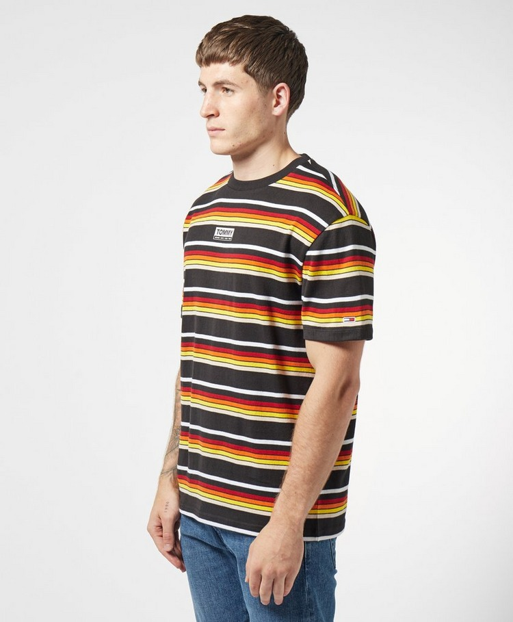 Tommy Jeans Stripe Short Sleeve T-Shirt