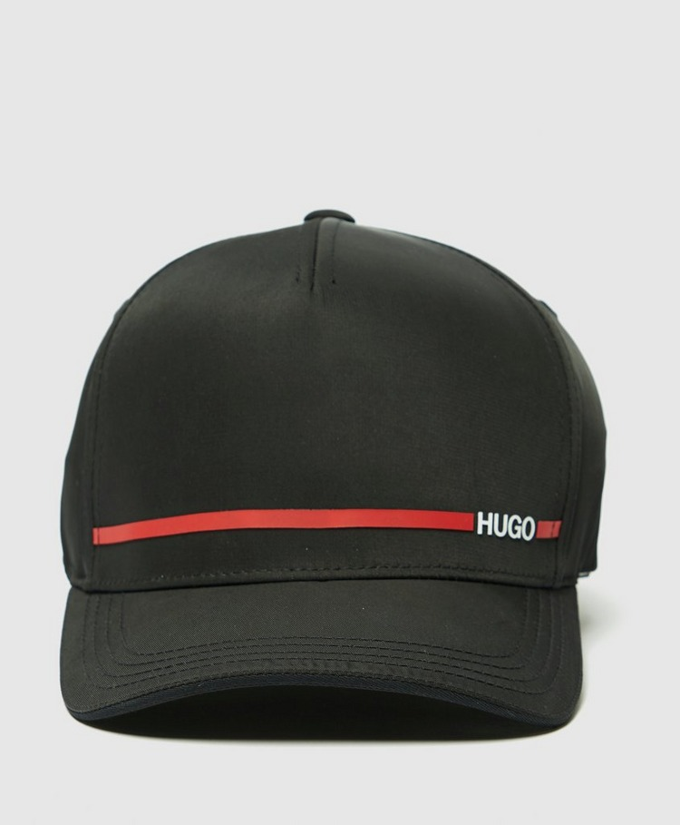 HUGO Record Stripe Cap