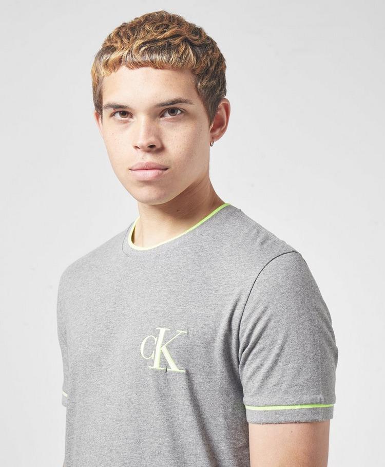 Calvin Klein Jeans Tipping Short Sleeve CK T-Shirt