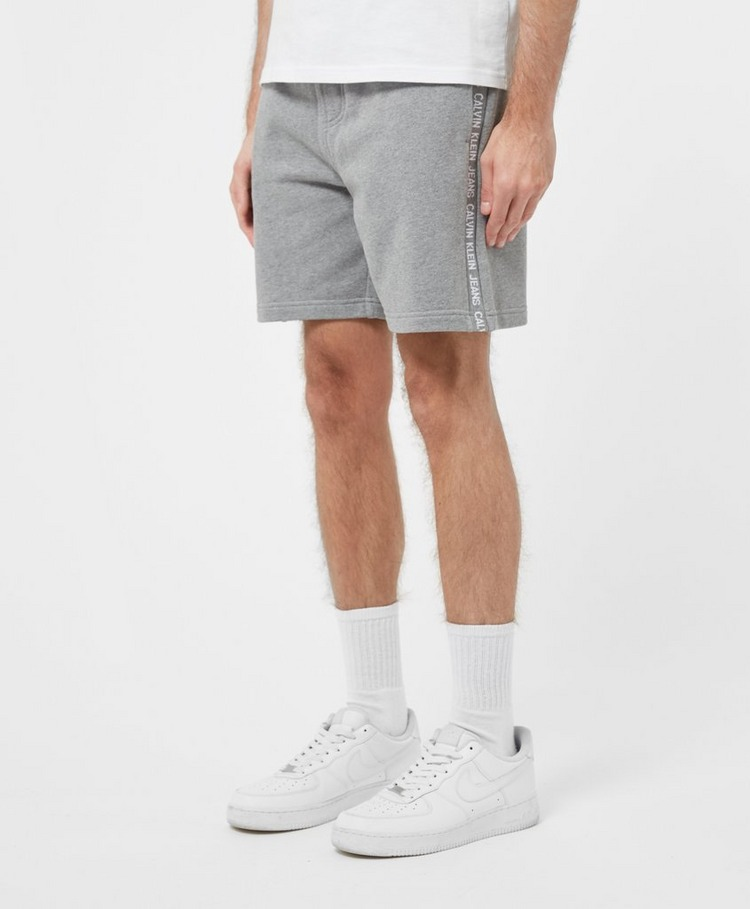 Calvin Klein Jeans Side Logo Fleece Shorts