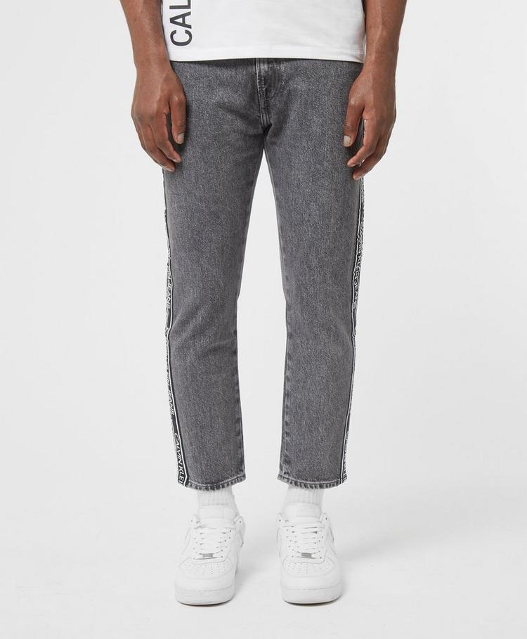 Calvin Klein Jeans Tape Dad Jeans