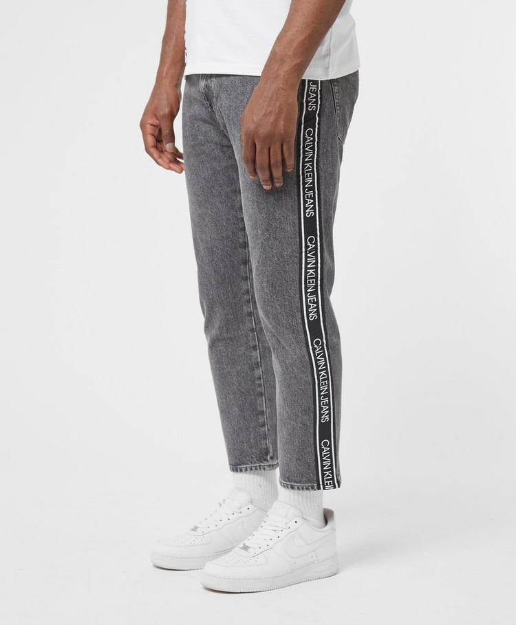 Calvin Klein Jeans Tape Dad Jeans