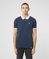 Pretty Green Tilby Contrast Short Sleeve Polo Shirt