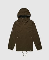 Pretty Green Cotton Forest Overhead Jacket