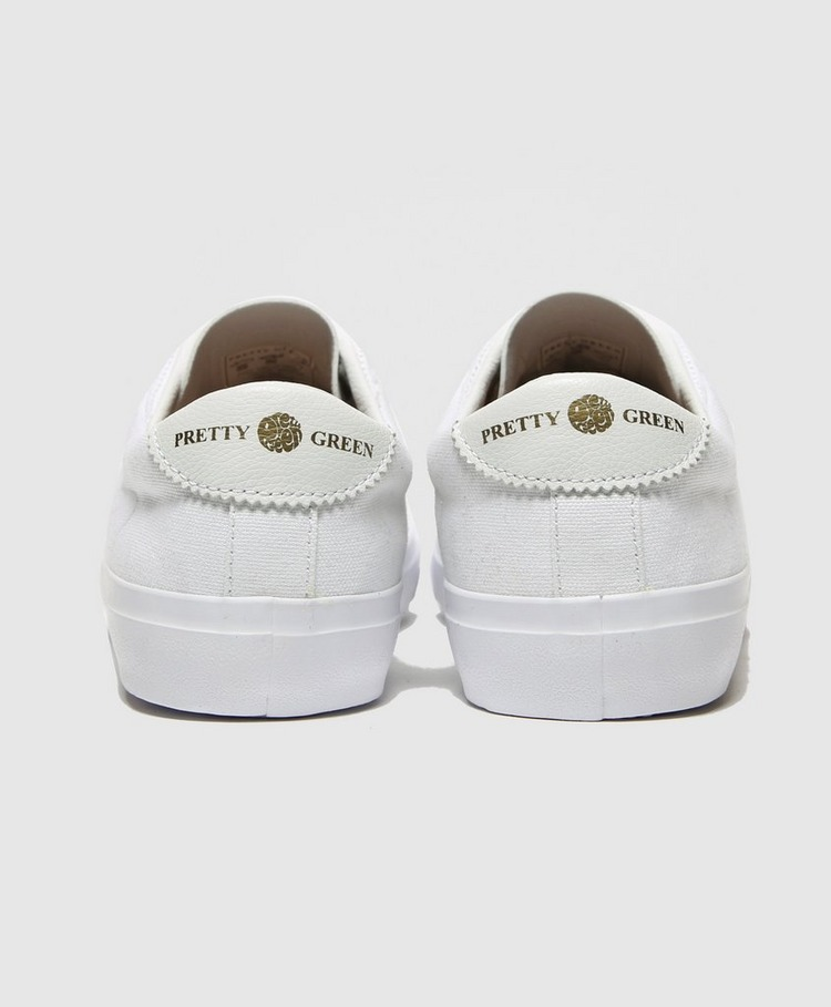 Pretty Green Canvas Sneaker