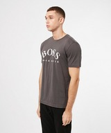 BOSS Curve Logo Short Sleeve T-Shirt