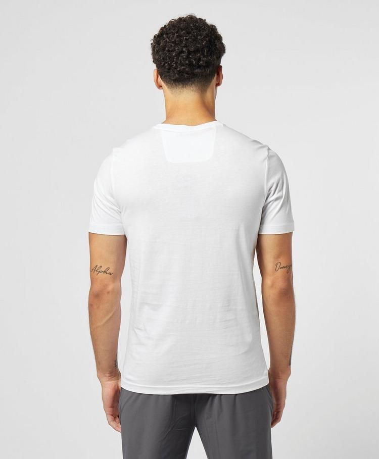 BOSS Split Logo Short Sleeve T-Shirt
