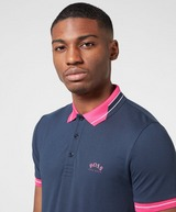 BOSS Paule Band Trim Polo Shirt