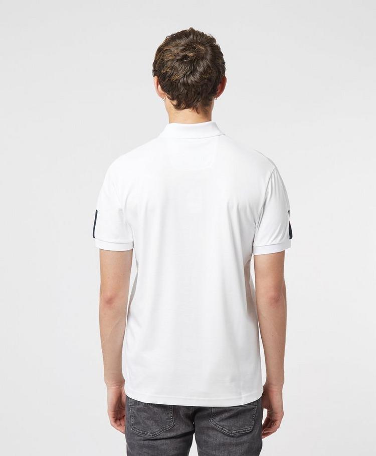 BOSS Paule Shoulder Trim Polo Shirt
