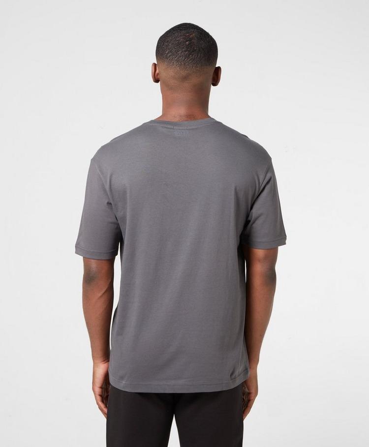 BOSS Vertical Emboss Logo Short Sleeve T-Shirt