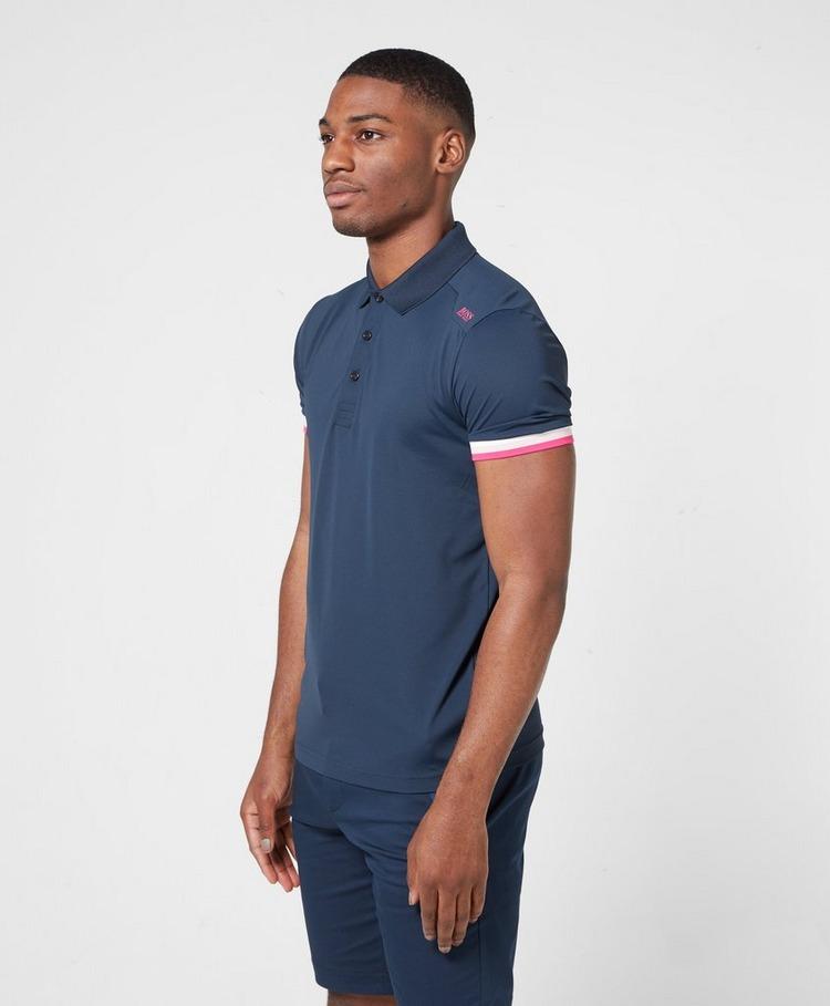 BOSS Paule Shoulder Logo Polo Shirt