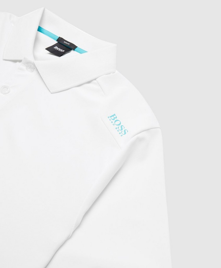 BOSS Paule Shoulder Logo Polo Shirt