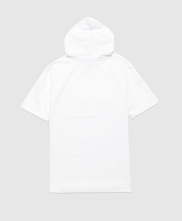 BOSS Heritage Debossed Short Sleeve Hoodie