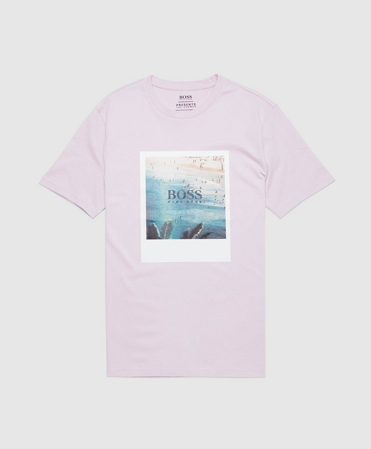 BOSS Summer Box Short Sleeve T-Shirt