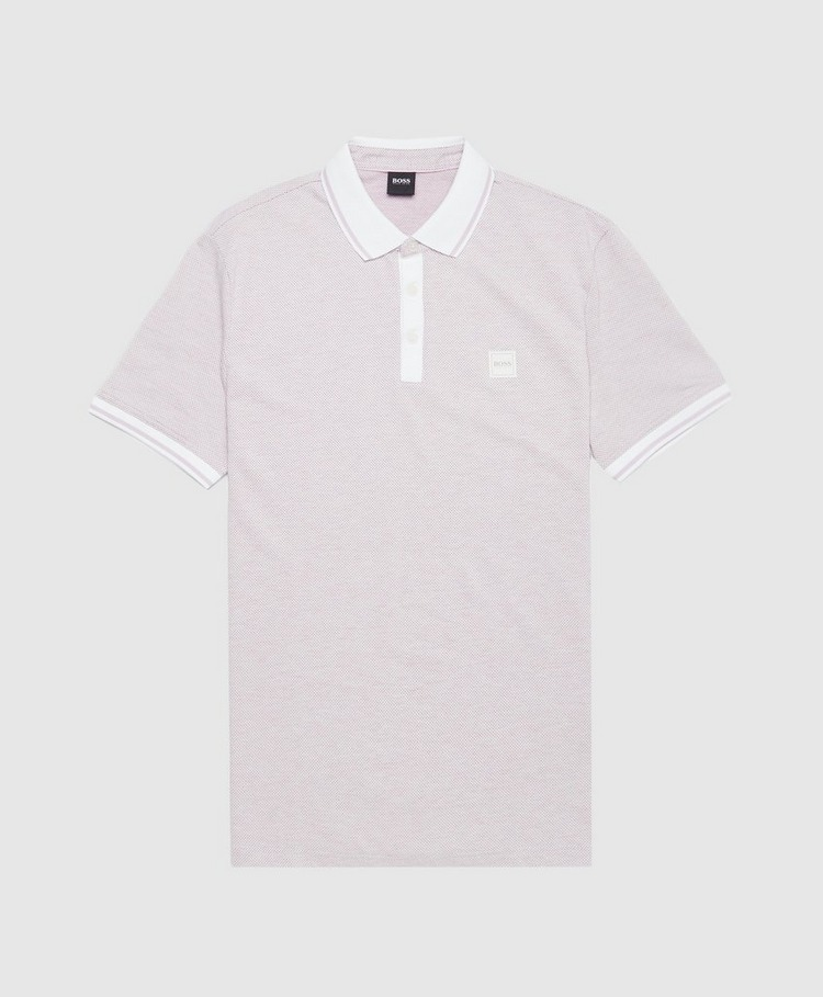 BOSS Partey Short Sleeve Polo Shirt