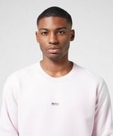 BOSS Weevo Centre Logo Sweatshirt