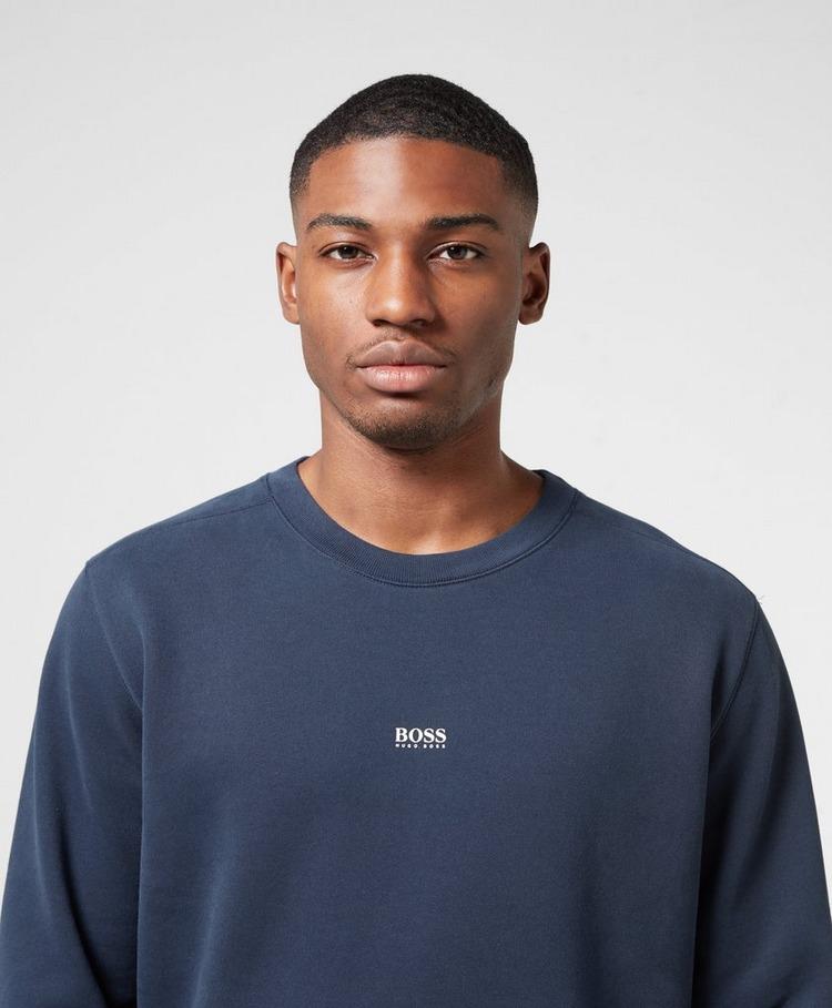 BOSS Weevo Centre Logo Sweatshirt