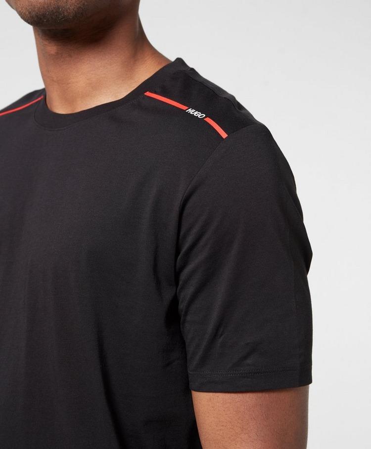 HUGO Dyrtid Linea Short Sleeve T-Shirt