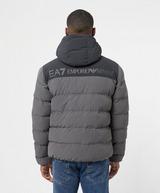 Emporio Armani EA7 Colour Block Bubble Padded Jacket