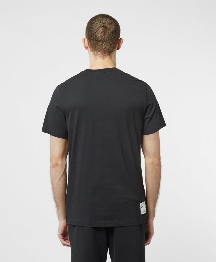 Nike Blur Logo Short Sleeve T-Shirt