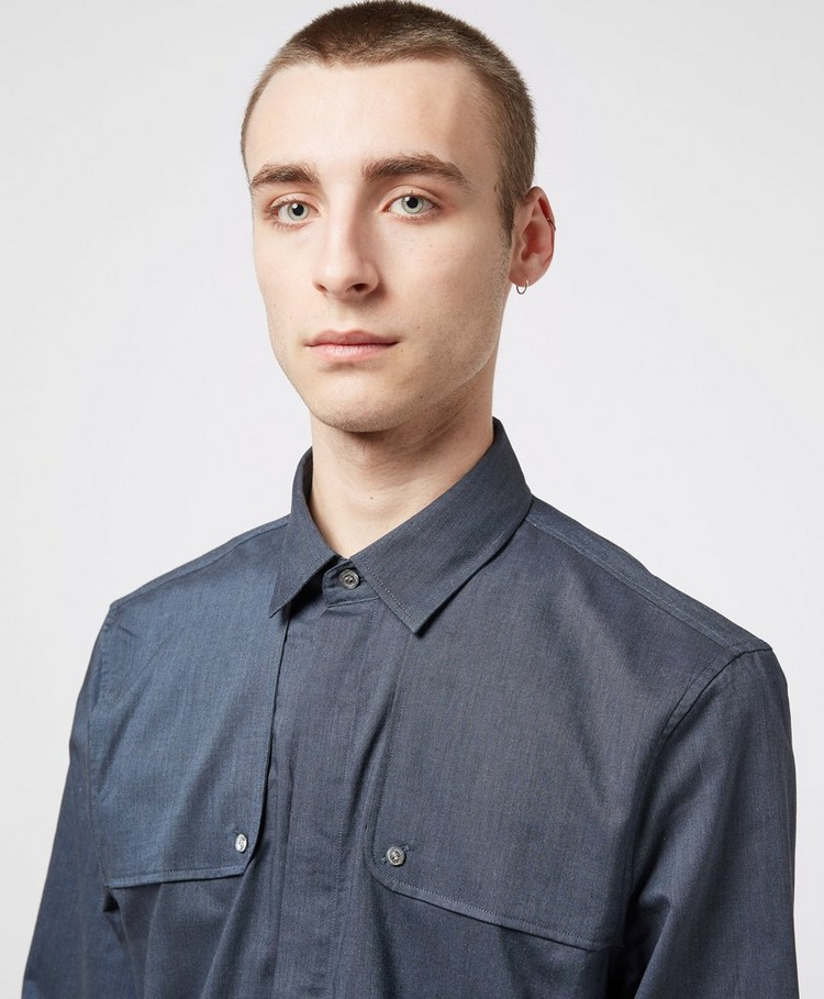 Aquascutum Kendrick Long Sleeve Shirt