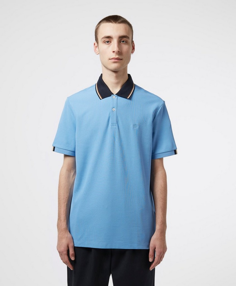Aquascutum Bosley Short Sleeve Polo Shirt