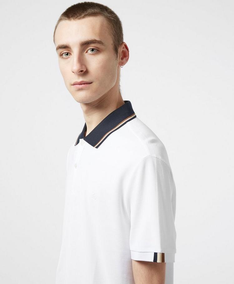 Aquascutum Bosley Short Sleeve Polo Shirt
