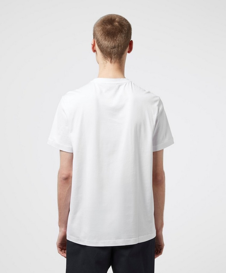 Aquascutum Greg Club Check Short Sleeve T-Shirt
