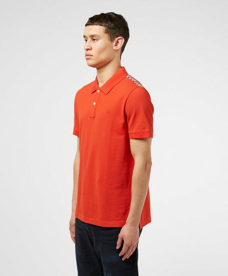 Aquascutum Hill Short Sleeve Polo Shirt
