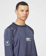 Pretty Green x Umbro Shimmer Drill Sweatshirt