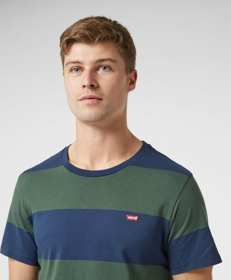 Levis Rugby Stripe T-Shirt