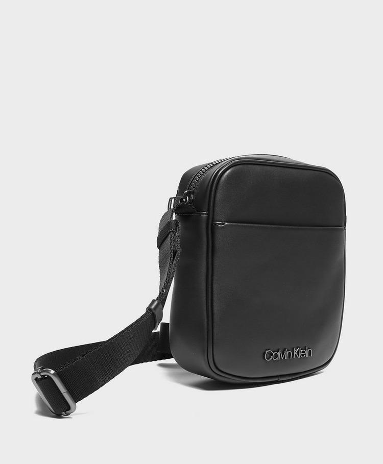 Calvin Klein Jeans Metal Logo Cross Body Bag