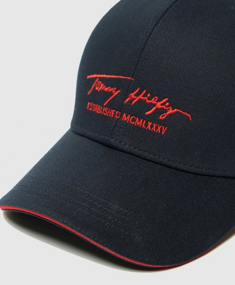 Tommy Hilfiger Script Logo Cap