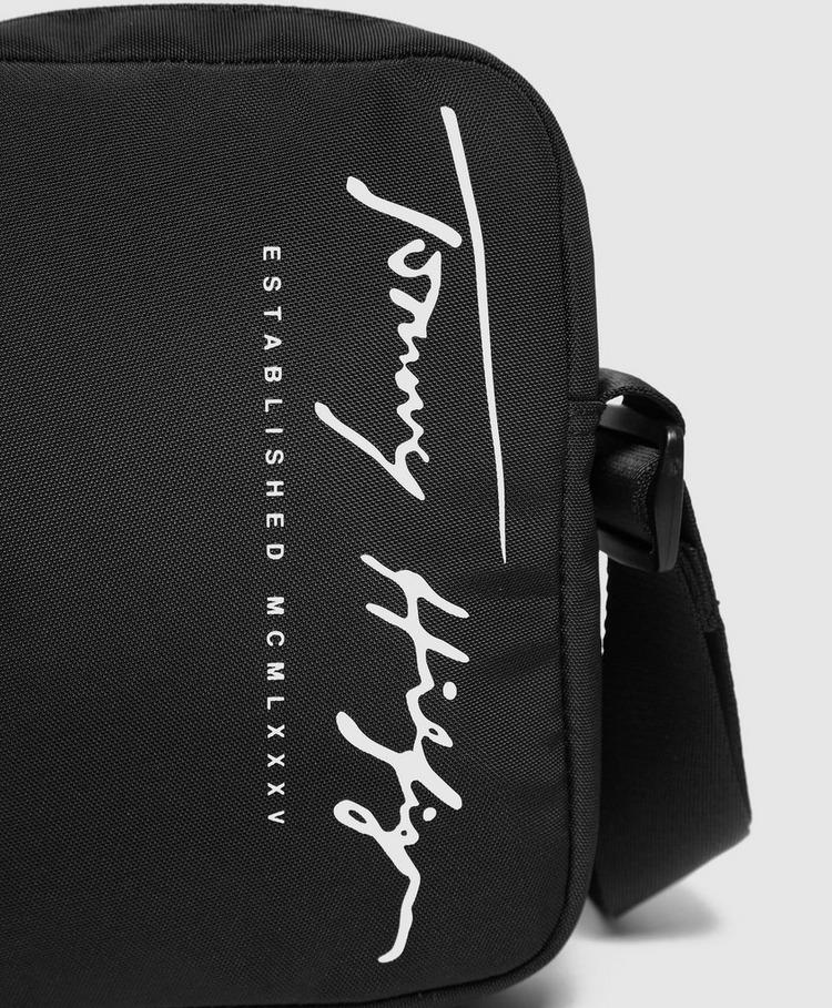 Tommy Hilfiger Script Logo Cross Body Bag