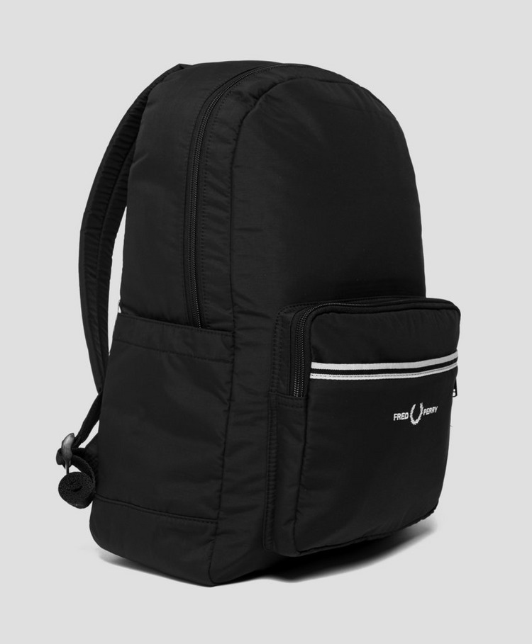 Fred Perry Sport Logo Backpack